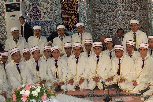 Mus'ab bin Umeyr sınıfında hafızlık!