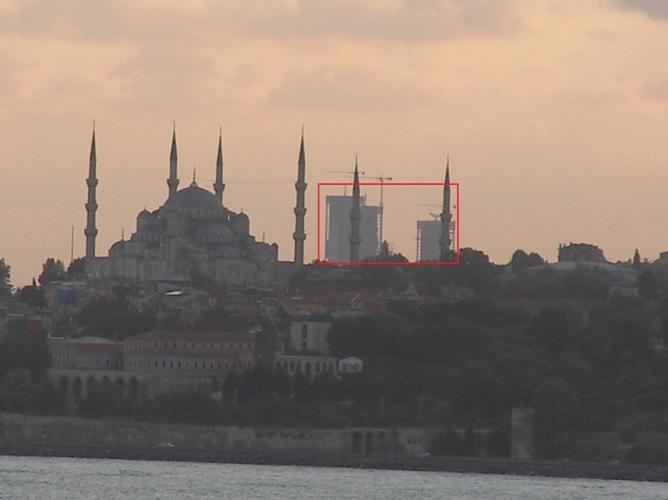 İstanbul'un silüeti değişiyor, durdurun!
