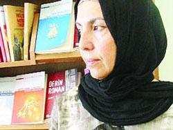 Yıldız Ramazanoğlu'nun ilk kitabı