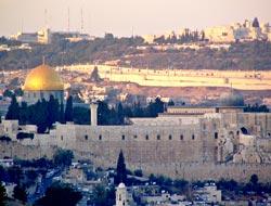 Bizim Kudüsümüzden Haberdar ol!