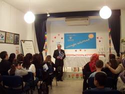 Çocuk Vakfından Filistin'e öyküler!