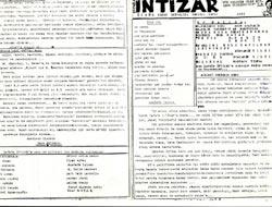 1993'ten bir mektup/bir dergi