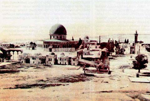 Bugün günlerden Kudüs!