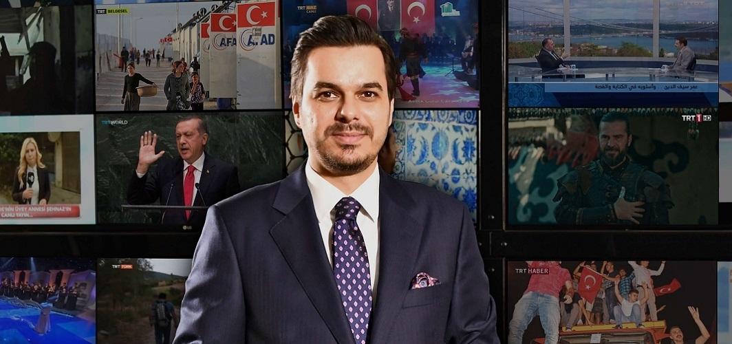 Tarihin kalbi TRT'de atıyor