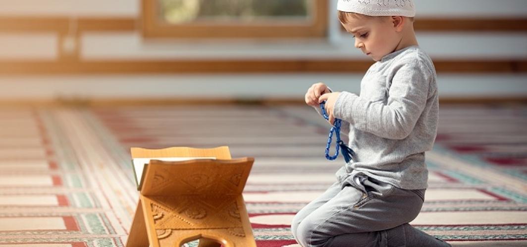 Bir çocuğun gözünden cami ve namaz