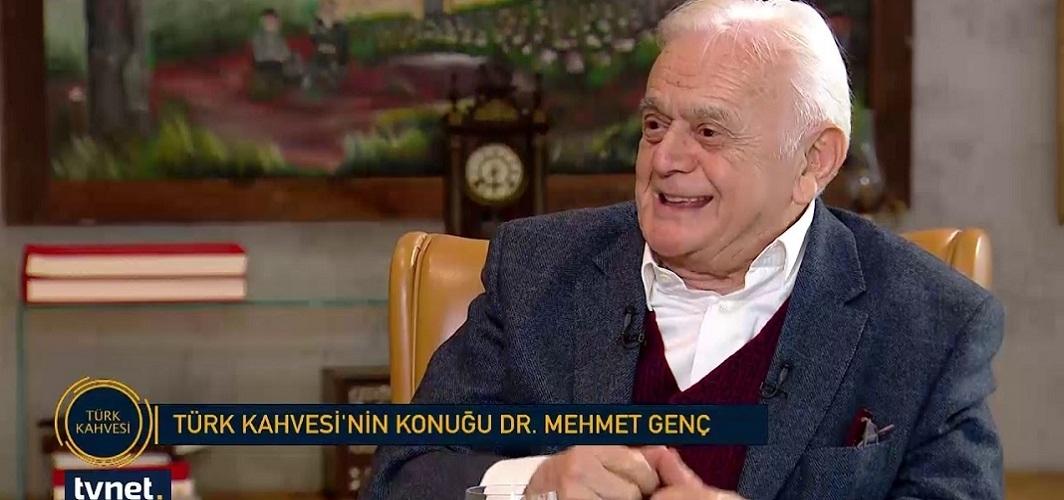 Mehmet Genç: 15 sayfa için tam 10 sene gece gündüz çalıştım