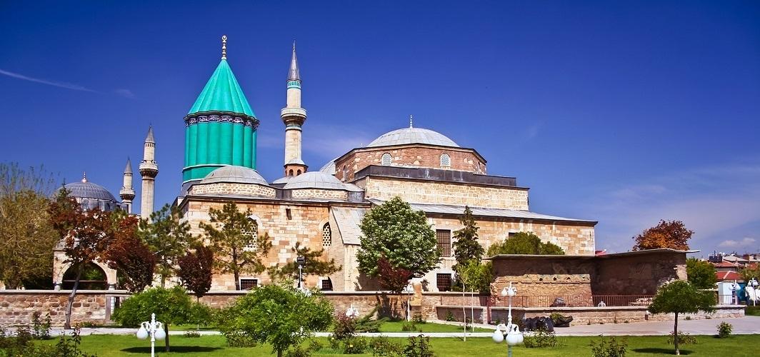 Şehr-i Ramazan'da Konya'da bir gün