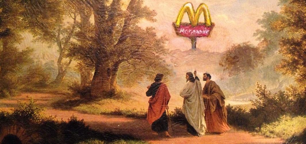 Standart ebat, standart lezzet, standart insan: Toplumun McDonaldlaştırılması