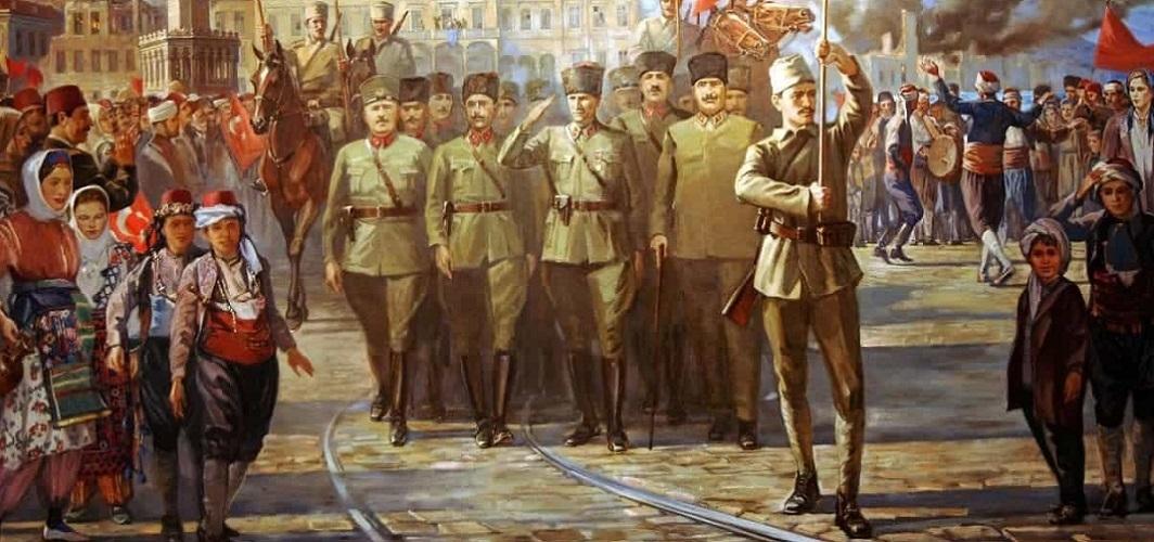 İnkılapların ardından Kurtuluş Savaşı'nı yeniden kurgulamak: Yaban