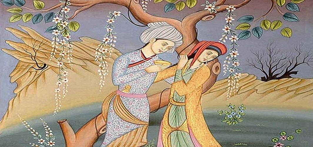Fuzuli'nin dev eserinde Leyla'dan Mevla'ya varan aşk