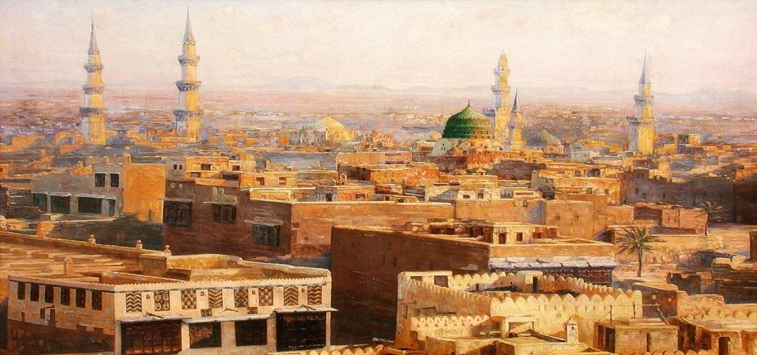 Hz. Peygamber'in Günlük Hayatı – 1: Mescid-i Nebevî