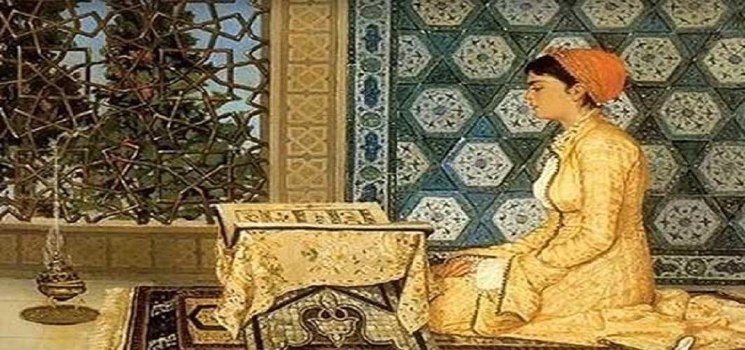 Alperen ruhlu, fütüvvet ehli Müslüman-Türk hatunları