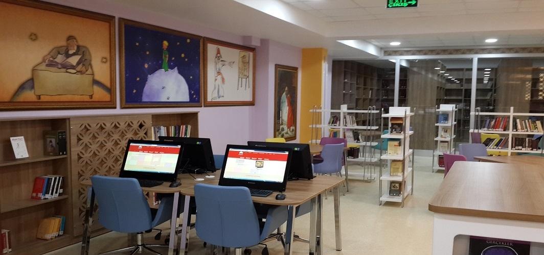 Okul kütüphanelerinde gerçek devrim için…