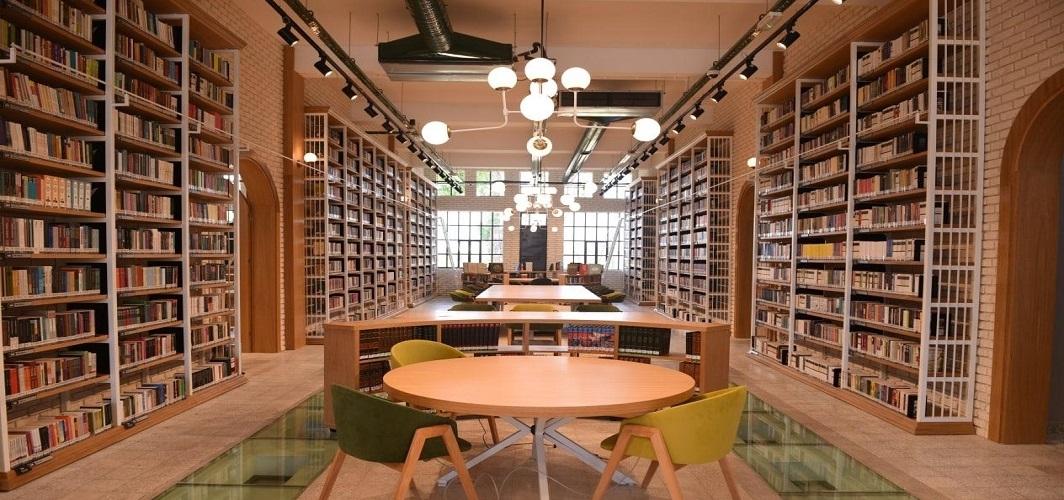 Nasıl bir kütüphane? - 2