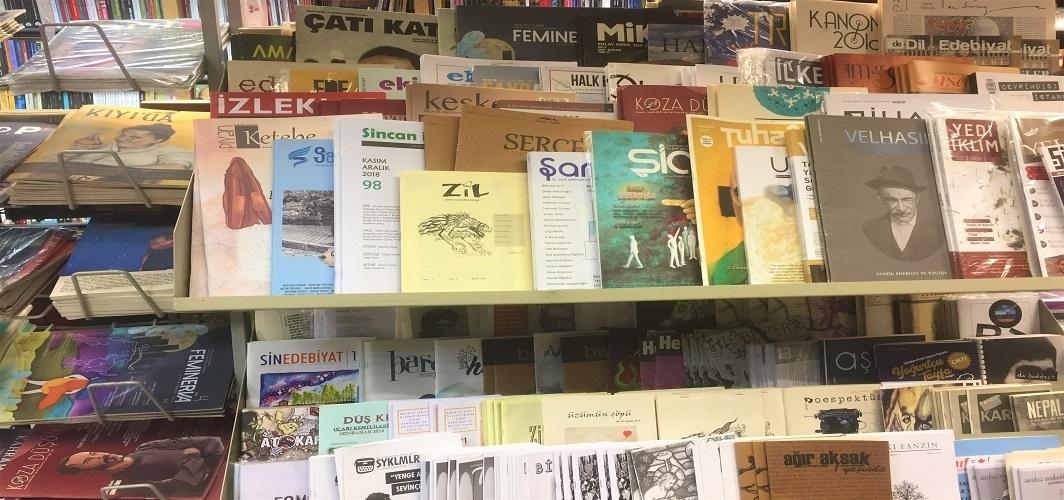 Geçmişten günümüze kültür/sanat/edebiyat dergileri