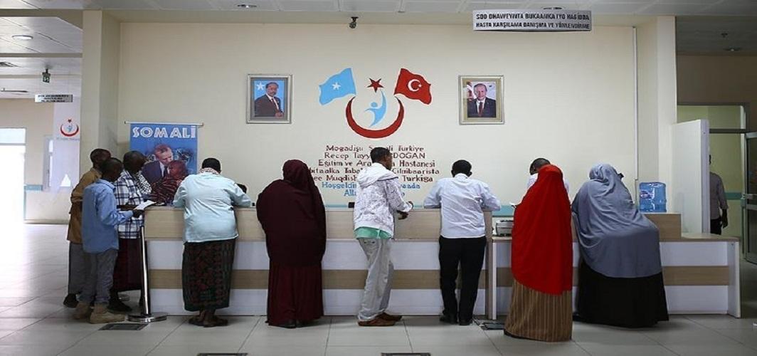 Bir doktorun Somali hâtıraları