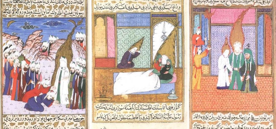 İlk Türkçe siyer ve mevlid eseri