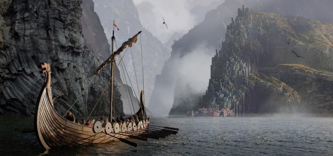 Vikingler, Endülüs İslam Tarihinde Acı İzler Bıraktı