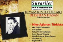 -Victor Jara'dan Dedehan Hasan'a- direniş şarkıları söylemek