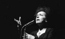 Edith Piaf'ın acılarını dinlerdi dünya