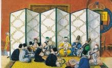 Türk mûsıkîsinin tek sesli olması, mistik bir mûsıkî olmasındandır