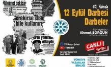 Türkiye Yazarlar Birliği'nde 12 Eylül darbesi konuşuldu
