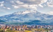 Erciyes Dağı'nın eteklerinde mamur bir şehir: Kayseri