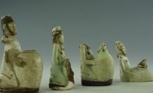 Mısır'dan Anadolu'ya uzanan 2 bin 700 yıllık koku kapları İzmir Arkeoloji Müzesi'nde