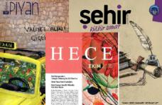 Ekim 2018 dergilerine genel bir bakış-1