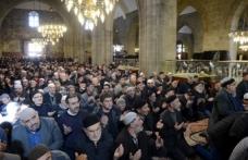 """Erzurum'un 500 yıllık geleneği olan """"1001 Hatim""""in duası yapıldı"""