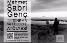 """Mehmet Sabri Genç ile """"Sinema ve Felsefe Atölyesi"""""""