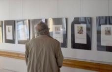 'Sıdıka' sergisi açıldı