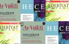 Mayıs 2019 dergilerine genel bir bakış-4