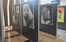 İpek Öztürk Savaş'ın 'Çelişkiler' sergisi açıldı