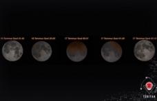 TÜBİTAK'tan herkesi Ay tutulmasını izlemeye davet ediyor