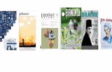 Eylül 2020 dergilerine genel bir bakış-2