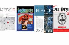 Kasım 2020 dergilerine genel bir bakış-1