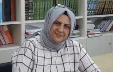 """Hülya Terzioğlu: """"Kadınıyla erkeğiyle İslâm'ın temel ilkesi; kâmil insana ulaşmaktır."""""""