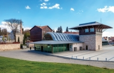 Bir Turgut Cansever mirası: Merkezefendi Şehir Kütüphanesi