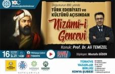 Doğumunun 880.yılında Türk Edebiyatı ve Kültürü açısından Nizâmî-i Gencevî