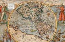 Puslu Kıtalar Atlası'nda kelebek düşü