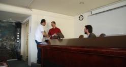 Dünyabizim ekibi Rasim Özdenören'le birlikteydik