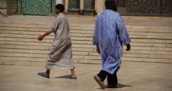 Dünyanın en büyük camilerinden biri Fas'ta