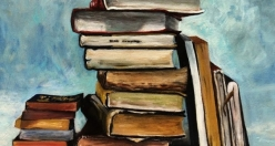 Kitaplar hakkında yazılmış kitaplar