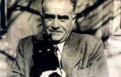 Ahmet Hamdi Tanpınar'ın tek ses kaydı