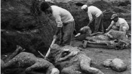 Taş kesilmiş insanların ibretlik nişanesi: Pompei faciası