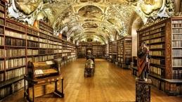 Bilginin şatafatlı mekânları: Manastır kütüphaneleri