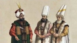 Tepeden tırnağa Osmanlı kıyafetleri: Elbise-i Atika