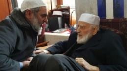Nureddin Yıldız'dan Muhammed Emin Saraç Hocaefendi'ye dair hüzünlü bir hatıra...