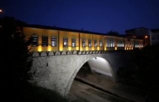 Irgandı Çarşılı Köprüsü turistlerin uğrak...